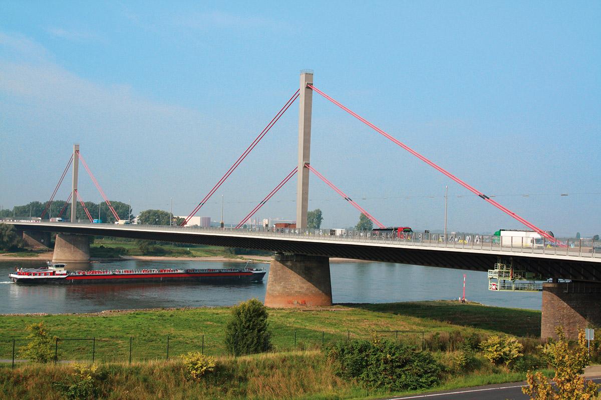Rheinbrücke Leverkusen